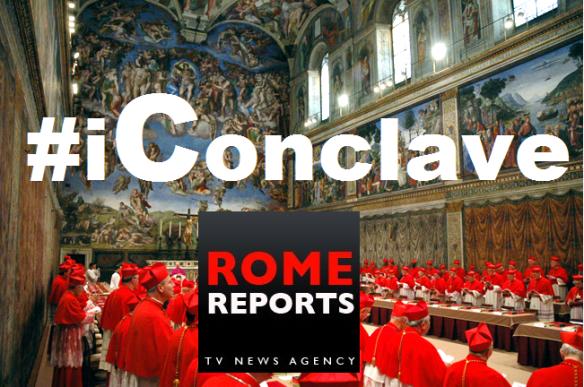 En @RomeReportsEsp estamos preparados para vivir #iConclave