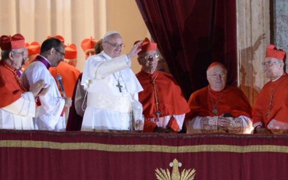 Papa Francisco 2013