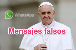 Falsos_Mensajes_Papa_Francisco